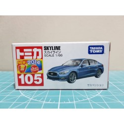 Tomica No. 105 Skyline