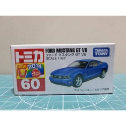 Tomica No. 060 Ford Mustang GT V8