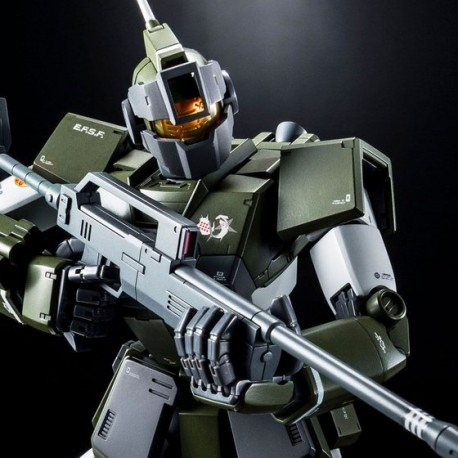 P-BANDAI - MG MASTER GRADE - 1/100 - GM SNIPER CUSTOM (TENNETH A. JUNG)