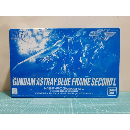 HG Seed 1/144 Gundam Astray Blue Frame Second L [Limited]