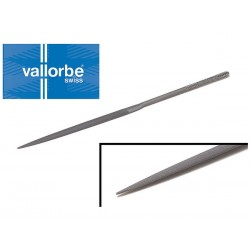 Vallorbe Precision File (Semicircle) by Wave [HT-222]
