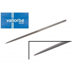 Vallorbe Precision File (Triangle) by Wave [HT-225]