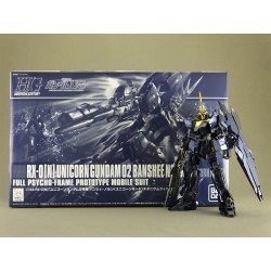 HGUC 1/144 RX-0[N] Unicorn Gundam 02 Banshee Norn [Unicorn Mode] Titanium Finish