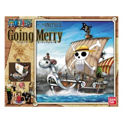 One Piece - Going Merry Plastic Model Kit