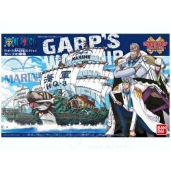 ONE PIECE Grand Ship Collection - Garp's Warship