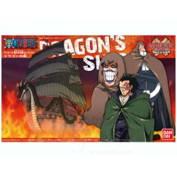 ONE PIECE Grand Ship Collection - Dragon's Warship