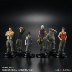 HG TEKKADAN Desktop Figure (6 pcs/box)