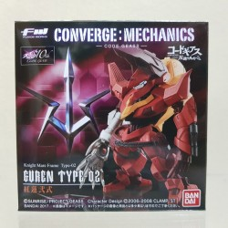 FW Converge Mechanics Code Geass Guren Type-02