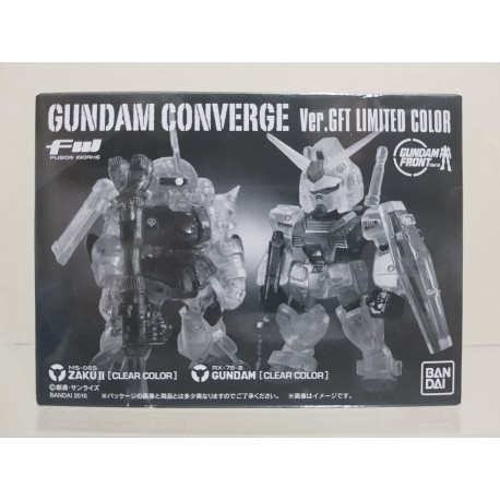 FW Gundam Converge Ver.GFT Limited Color