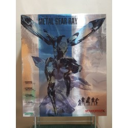 Metal Gear Solid 4 Guns of the Patriot 1/100 Metal Gear RAY Plastic Model Kit
