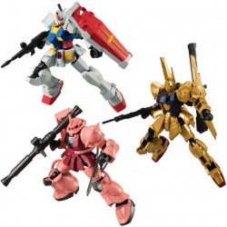 PRE-ORDER Mobile Suit Gundam G Frame 03 (10 pcs/1 box)