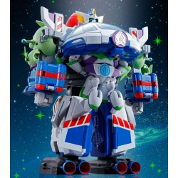 Chogokin - TOY STORY Chogattai: Buzz the Space Ranger Robot