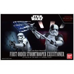 STAR WARS 1/12 First Order Stormtrooper Executioner Plastic Model Kit