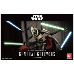 STAR WARS 1/12 General Grievous Plastic Model Kit
