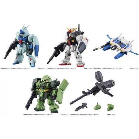 PRE-ORDER Mobile Suit Gundam - Mobile Suit Ensemble Vol. 7 (10 pcs/1 box)