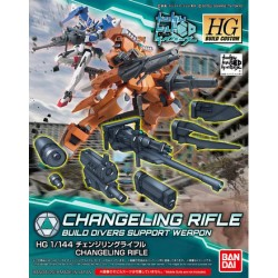 HGBC No. 035 1/144 Changeling Rifle