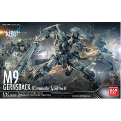 PRE-ORDER Bandai - Full Metal Panic Invisible Victory - 1/60 - M9 Gernsback (Commander Type) Ver.IV