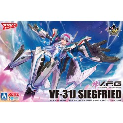 Aoshima ACKS No. MC-01 V.F.G. VF-31J Siegfried