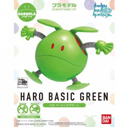 HaroPla No. 001 Haro Basic Green