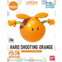 HaroPla No. 003 Haro Shooting Orange