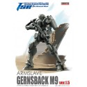 Full Metal Panic The Second Raid - 1/48 - Armslave Gernsback M9 Ver. 1.5