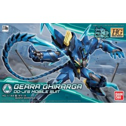 HGBD High Grade Build Divers - No. 007 - 1/144 - xvt-mmc Geara Ghirarga