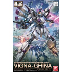 Reborn-One Hunder (RE/100) - No. 009 - 1/100 - Vigna-Ghina