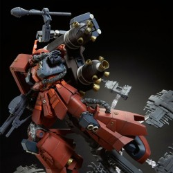 MG 1/100 Zaku II High Mobility Type Psycho Zaku (Gundam Thunderbolt) Final Battle Ver.