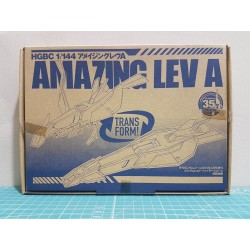 Amazing Lev A (Magazine not included)