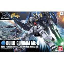 HGBF High Grade Build Fighters - No. 004 - 1/144 - RX-178B Build Gundam Mk-II