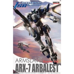 Full Metal Panic! The Second Raid - 1/48 ARX-7 Arbalest & Armslave Booster by Aoshima