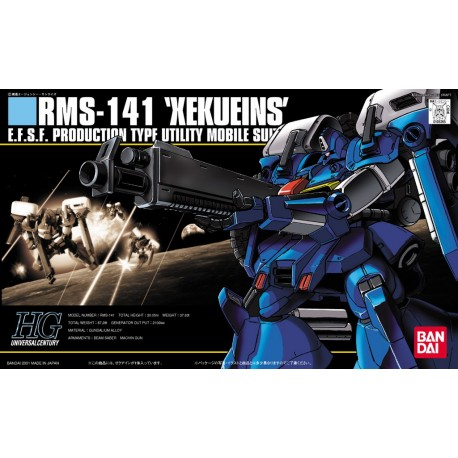 HGUC - No. 024 - 1/144 - RMS-141 Xekueins
