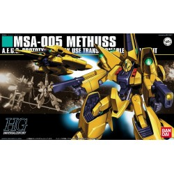 HGUC - No. 061 - 1/144 - MSA-005 Methuss