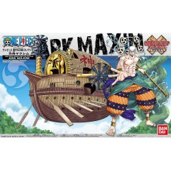Bandai - ONE PIECE - Grand Ship Collection - No. 014 - Ark Maxim