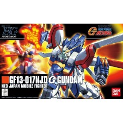 HGFC No. 110 1/144 GF13-017NJII God Gundam