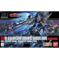 HGUC No. 153 1/144 RX-0[N] Unicorn Gundam 02 Banshee Norn [Unicorn Mode]
