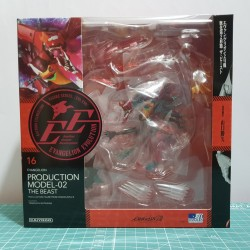 Kaiyodo - Evangelion Evolution - No. 016 - Evangelion Production Model-02 The Beast