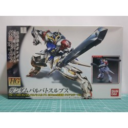 Limited - HG Iron-Blooded Orphans - 1/144 - ASW-G-08 Gundam Barbatos Lupus Clear Color Ver.