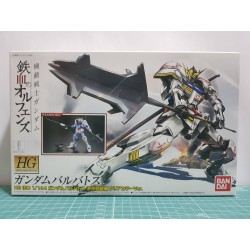 Limited - HG Iron-Blooded Orphans - 1/144 - ASW-G-08 Gundam Barbatos Clear Color Ver.