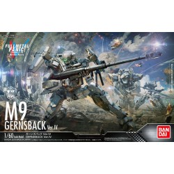 PRE-ORDER Bandai - Full Metal Panic Invisible Victory - 1/60 - Gernsback Ver.IV
