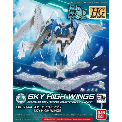 HGBC High Grade Build Custom - No. 042 - 1/144 - Sky High Wings