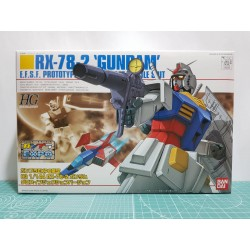 HGUC - 1/144 - RX-78-2 GUNDAM GLOSS INJECTION VER.