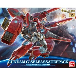 HG Recon No. 012 1/144 YG-111 Gundam G-Self Assault Pack