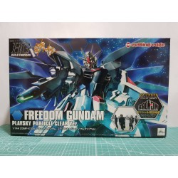 Limited - HGBF - 1/144 - Freedom Gundam Plavsky Particle Clear Ver.