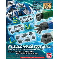 HGBC - No. 043 - 1/144 - Build Hands Edge [S,M,L]