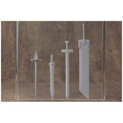 Kotobukiya - Modeling Support Goods (M.S.G.) - MW33 - Knight Swords