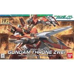 HG Gundam 00 - No. 012 - 1/144 - GNW-002 Gundam Throne Zwei