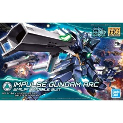 HGBD High Grade Build Divers - No. 017 - 1/144 - AGMF-X56S/a Impulse Gundam Arc