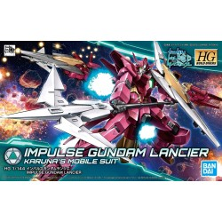 HGBD High Grade Build Divers - No. 018 - 1/144 - AGMF-X56S/l Impulse Gundam Lancier