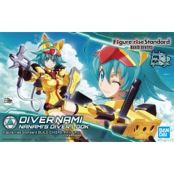 Figure-rise Standard - Build Divers - No. 016 - Diver Nami
